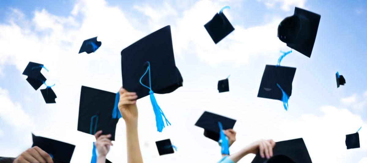 Graduation's hats
